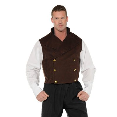 Steampunk Vest Adult Halloween Costume