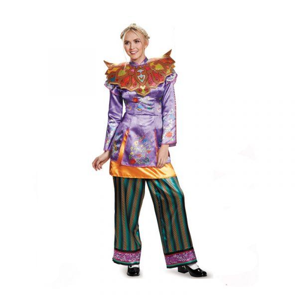 Alice Adult Asian Look Halloween Costume