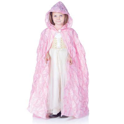 Pintucket Cape Pink Child's Halloween Costume