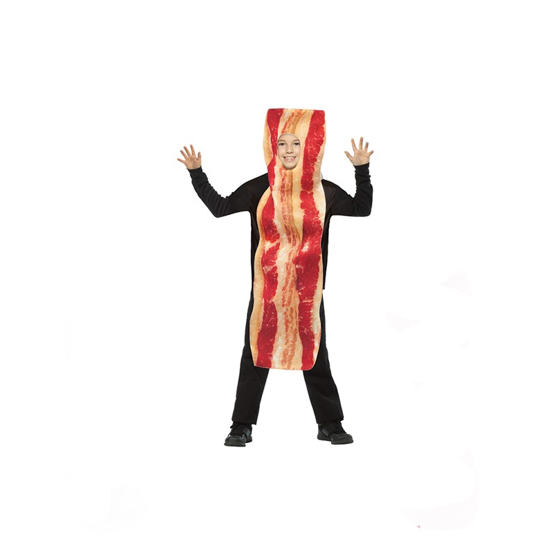 Bacon Slice Child's Halloween Costume
