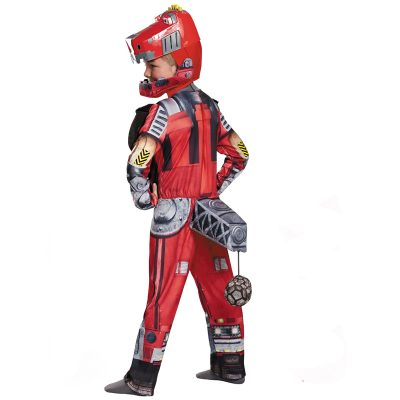 Dino Trux Child's CostumeTy Rux and Revitt
