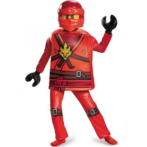 Kai Lego Character Halloween Costumes Kai
