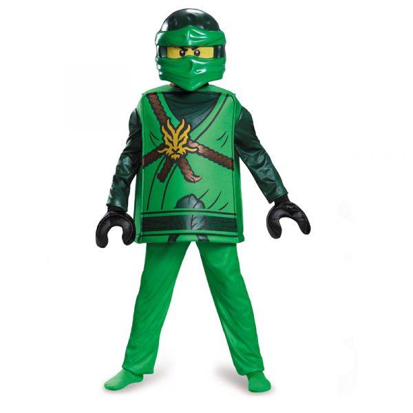 Lloyd Lego Character Halloween Costumes Lloyd