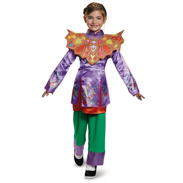 Alice Child Asian Look Halloween Costume
