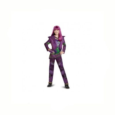 Descendants 2 Mal Child Halloween Costume