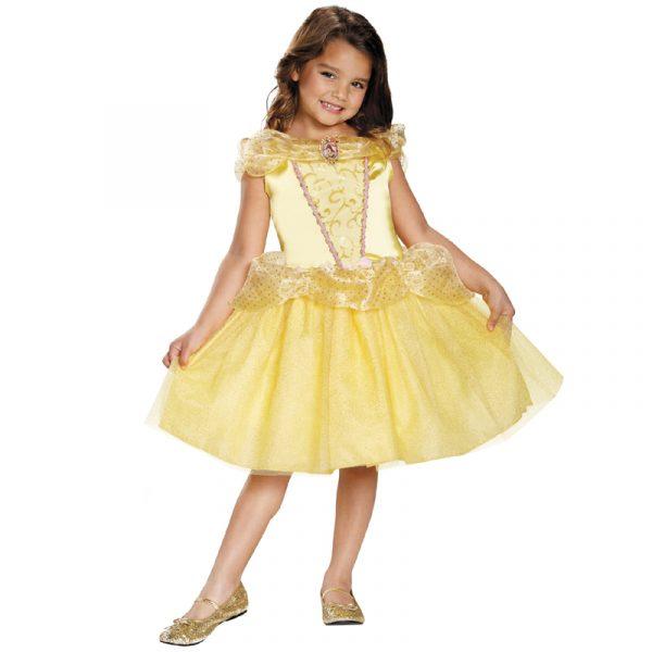 Belle Classic Disney Child Halloween Costume