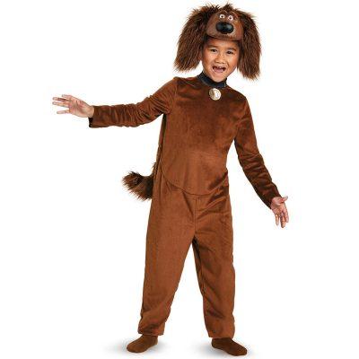Duke The Secret Life of Pets Child Halloween Costume