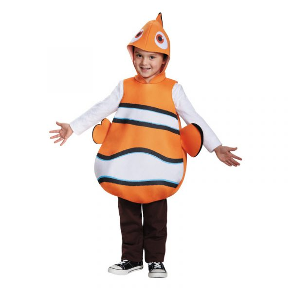 Finding Dory Nemo Child Halloween Costume