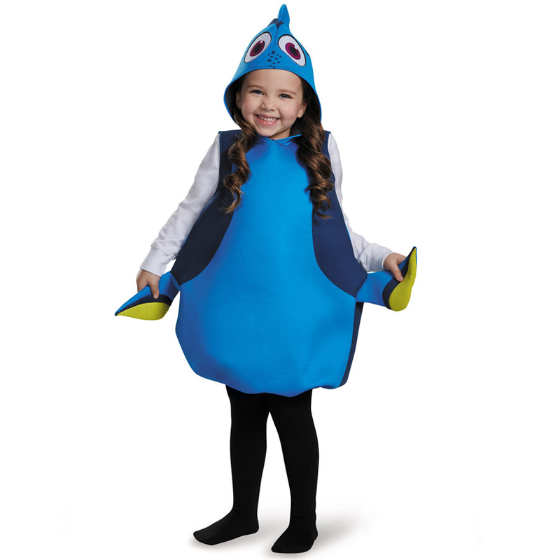 Dory Finding Dory Child Halloween Costume