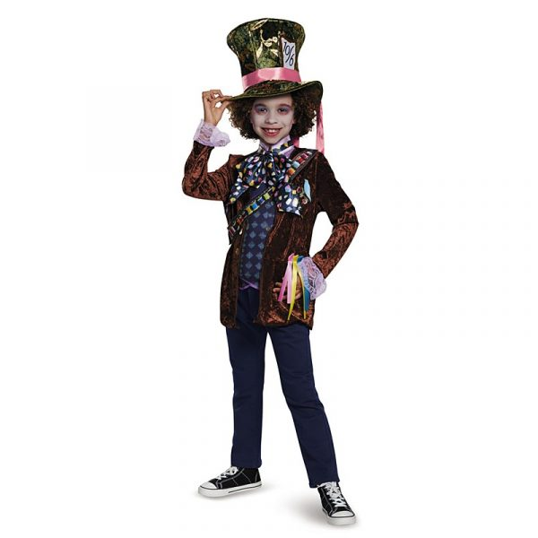 Mad Hatter Child Halloween Costume