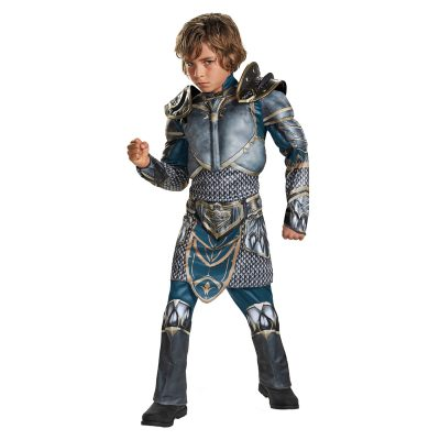 War Craft- LotharChild's Halloween Costume