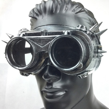 ad4a9bc30de Buy Steampunk Goggles With Spikes On Side - Cappel s