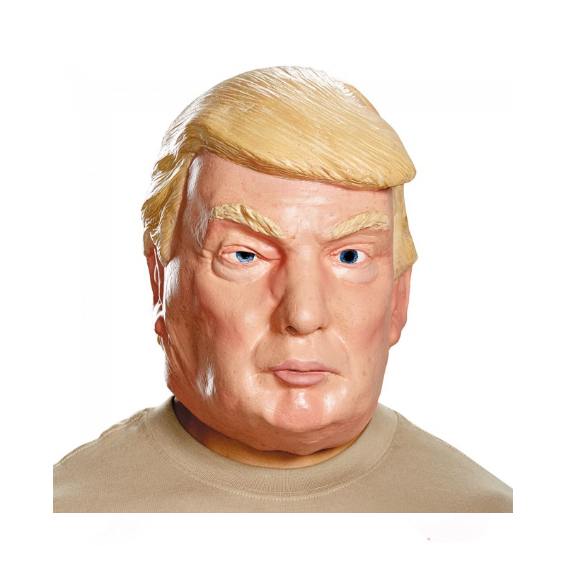 The Candidate Trump Adult Halloween Mask