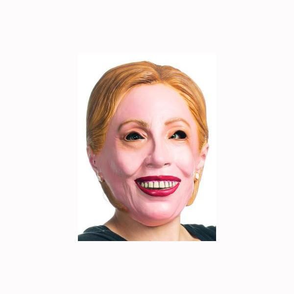 Hillary Adult Halloween Costume Mask
