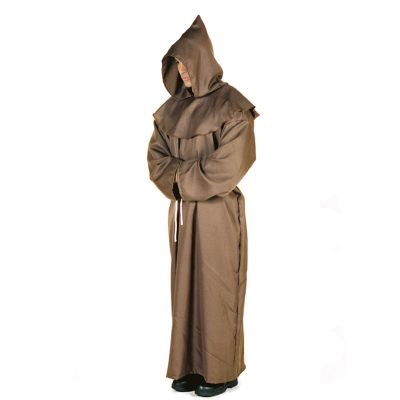 Monk Robe Adult Halloween Costume