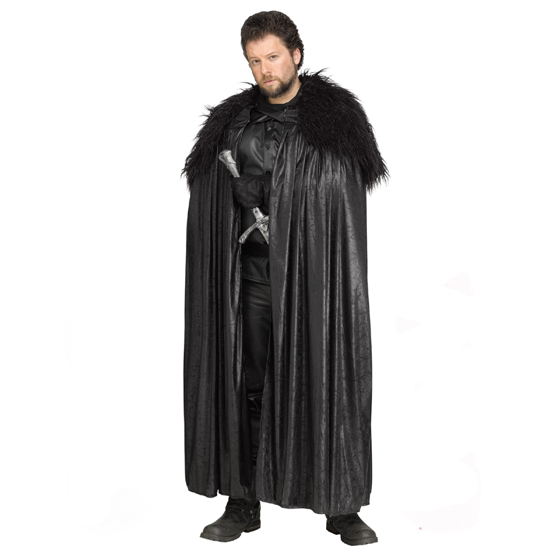 Winter Lord Cloak With Fur