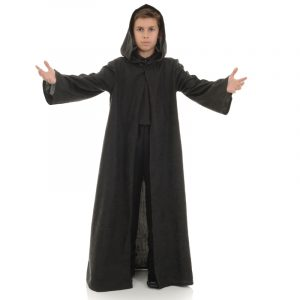 Cloak Black Child's Halloween Costume