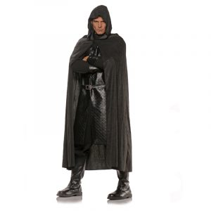 Deluxe Hooded Cape Adult Halloween Costume