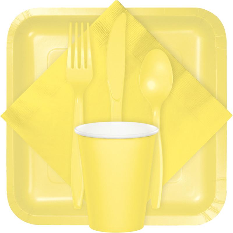 Mimosa tableware
