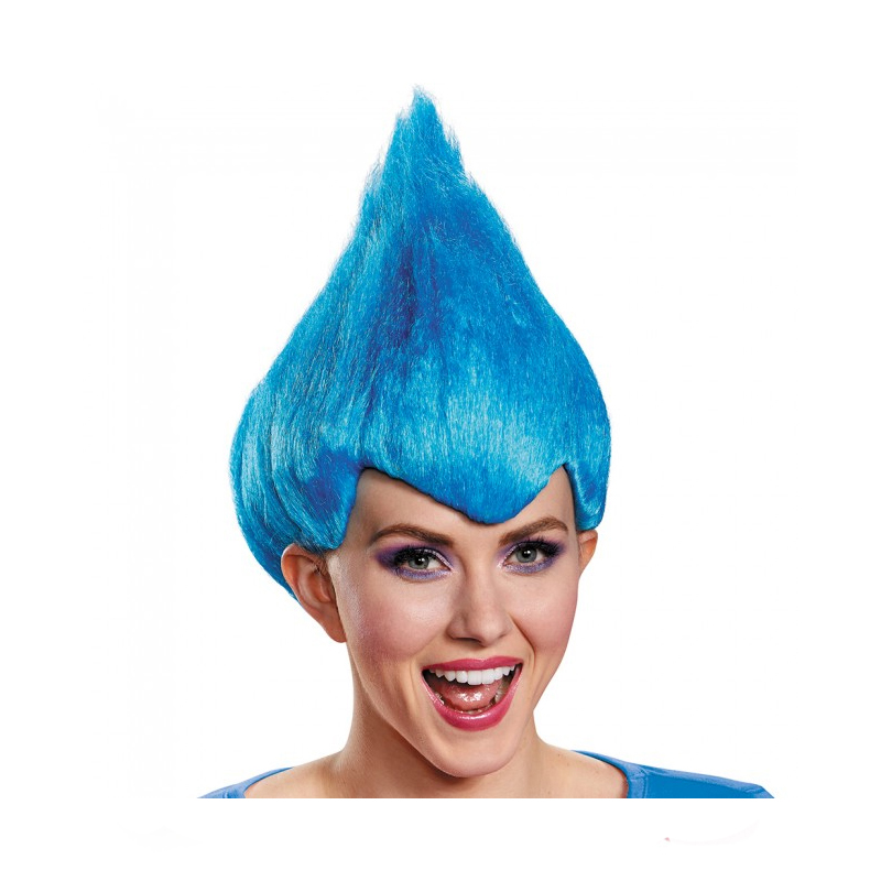 Joyous Blue Pointy Wig