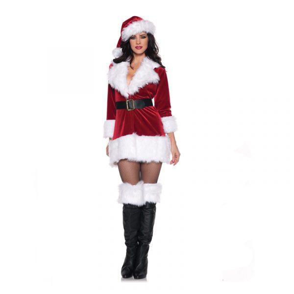 Secret Santa Adult Halloween Costume
