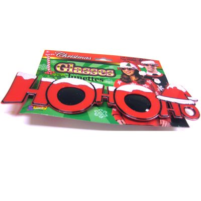 Ho Ho Ho Dark Lens Sunglasses