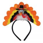 Turkey Headband Thanksgiving Party Supply