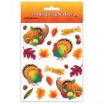 Thanksgiving Stickers Party Decoration