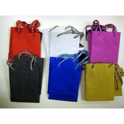 Diamond Tote Gift Bags -2 Pack