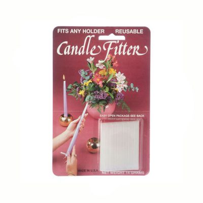Candle Fitter Wax Adhesive
