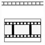 Filmstrip Poly Decorating Material