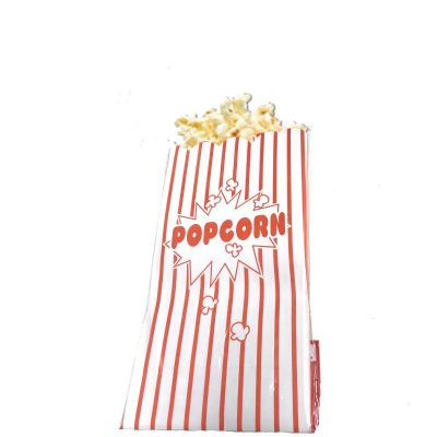 10 Popcorn Bags