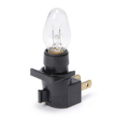 Electric Black Base Night Light