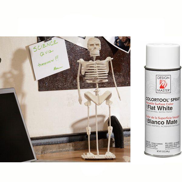 Flat White Design Master Spray Paint