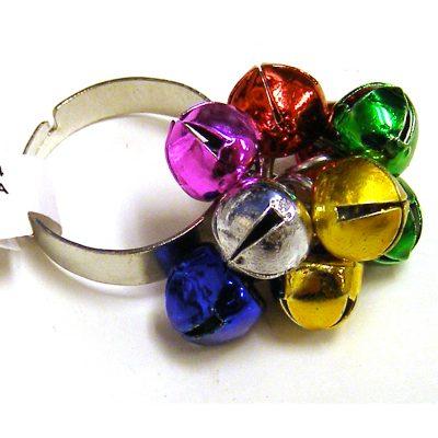 Mini Metal Christmas Jingle Bell Ring