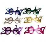 2017 Metallic Plated Eyeglasses for New Years or Graduation!