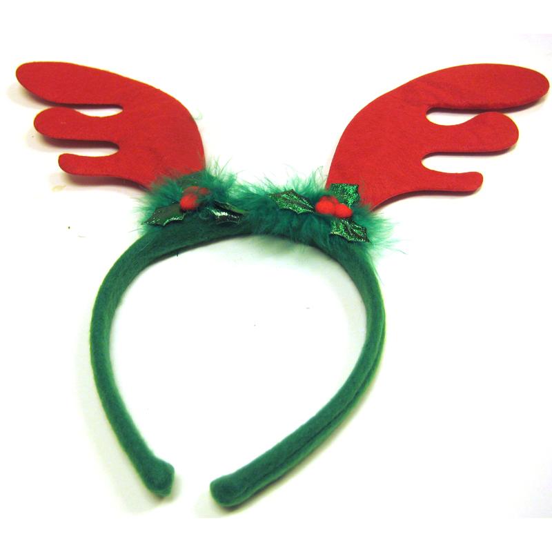 Antlers Christmas Headband