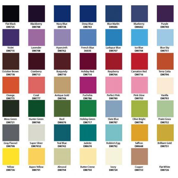 DM Color - Design Master Colors