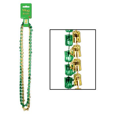 St. Patrick Mug Beads