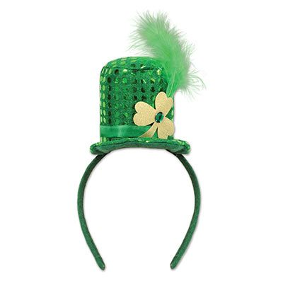 Leprechaun Hat Headband
