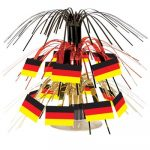 German Flag Mini Cascade Centerpiece