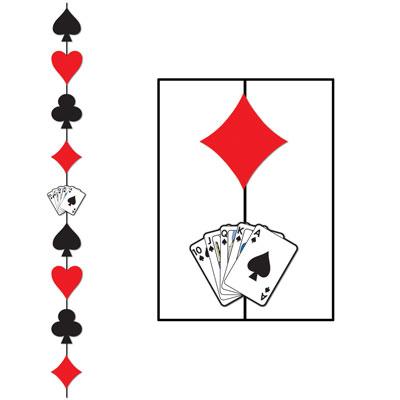 Card Suit Stringer