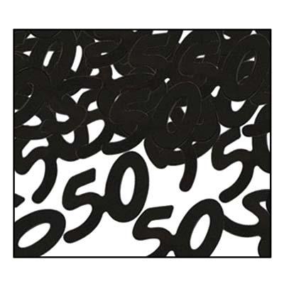 Fanci Fetti 50 Silhouette Confetti