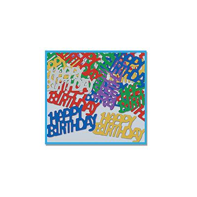 Fanci Fetti Happy Birthday Confetti