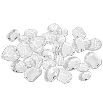 Plastic Diamonds