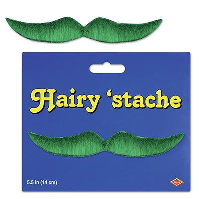 Hairy Moustache