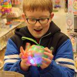 Light-up Musical Battery operated Shake Ball