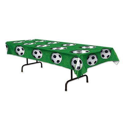 Soccer Ball Table Cover