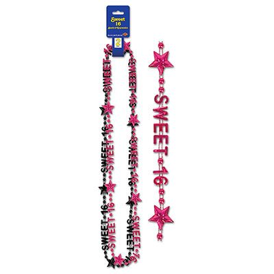 Sweet 16 Beads of Expression