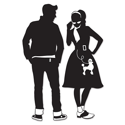 50s Silhouettes